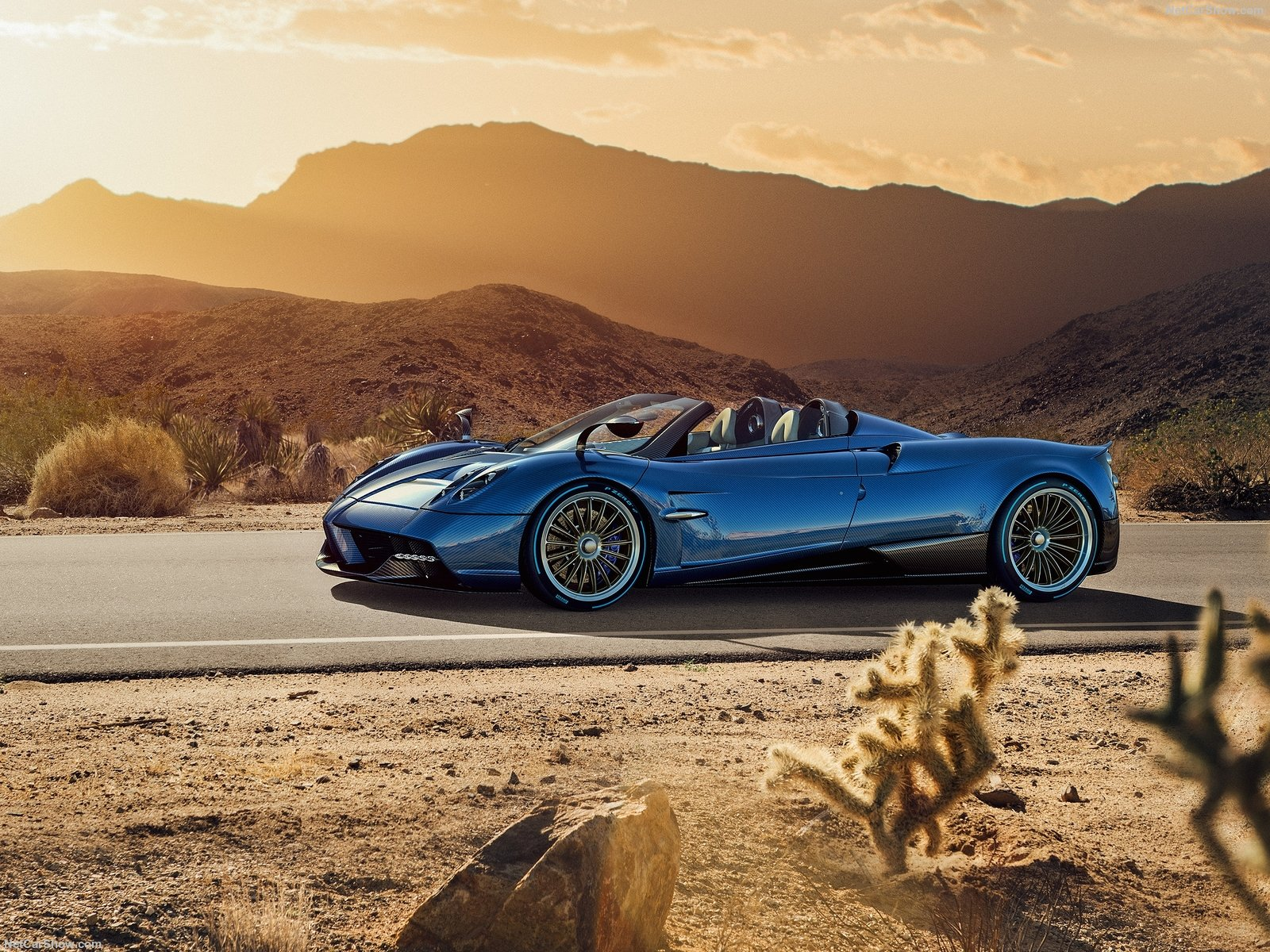 Topspeed Models To Release Pagani Huayra Roadster Xdiecast