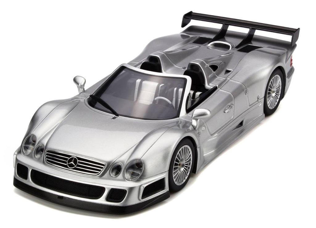 GT Spirit Mercedes Benz CLK GTR Roadster