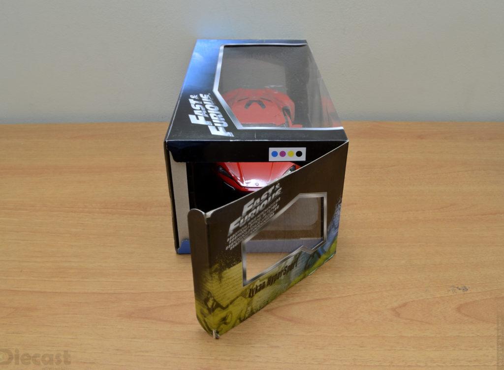 Jada 1:18 Lykan Hypersports - Unboxing