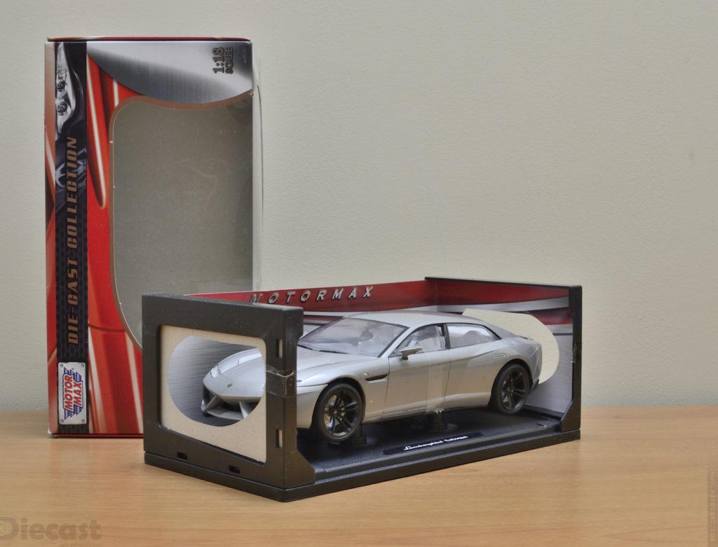 Motormax 1:18 Lamborghini Estoque - Innerframe
