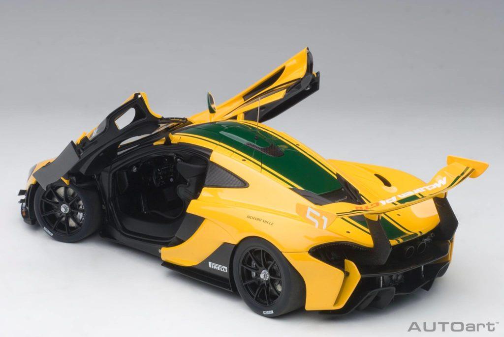 AUTOart McLaren P1 GTR - Door