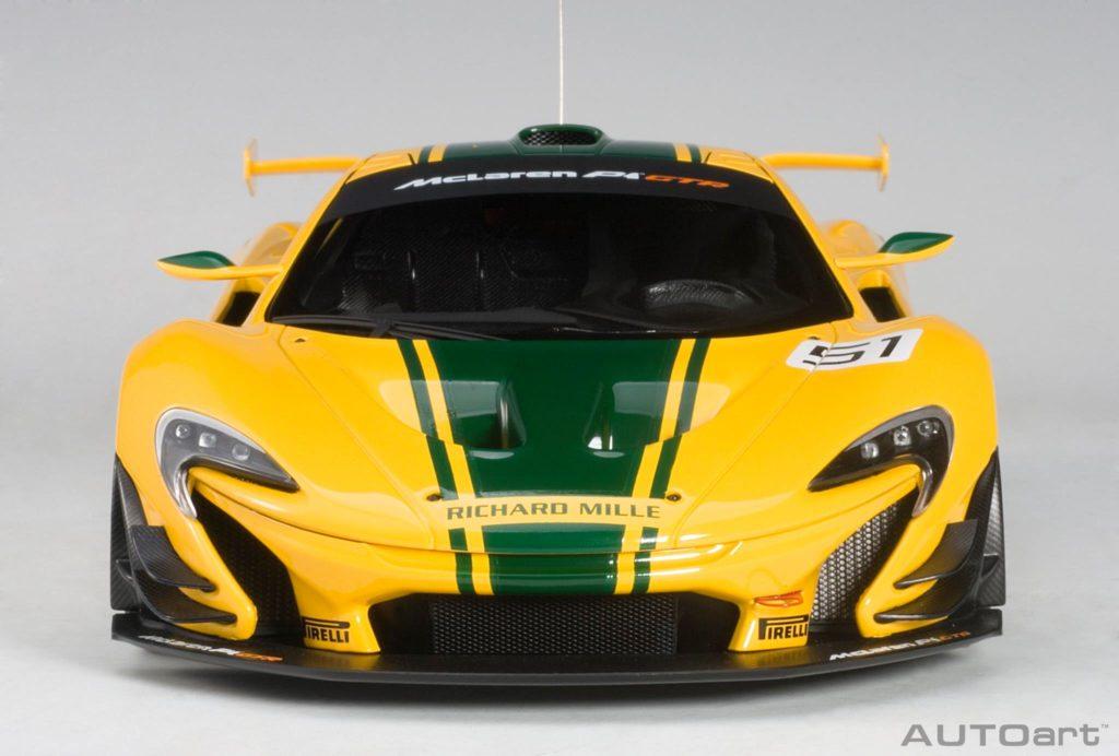 AUTOart McLaren P1 GTR - Front