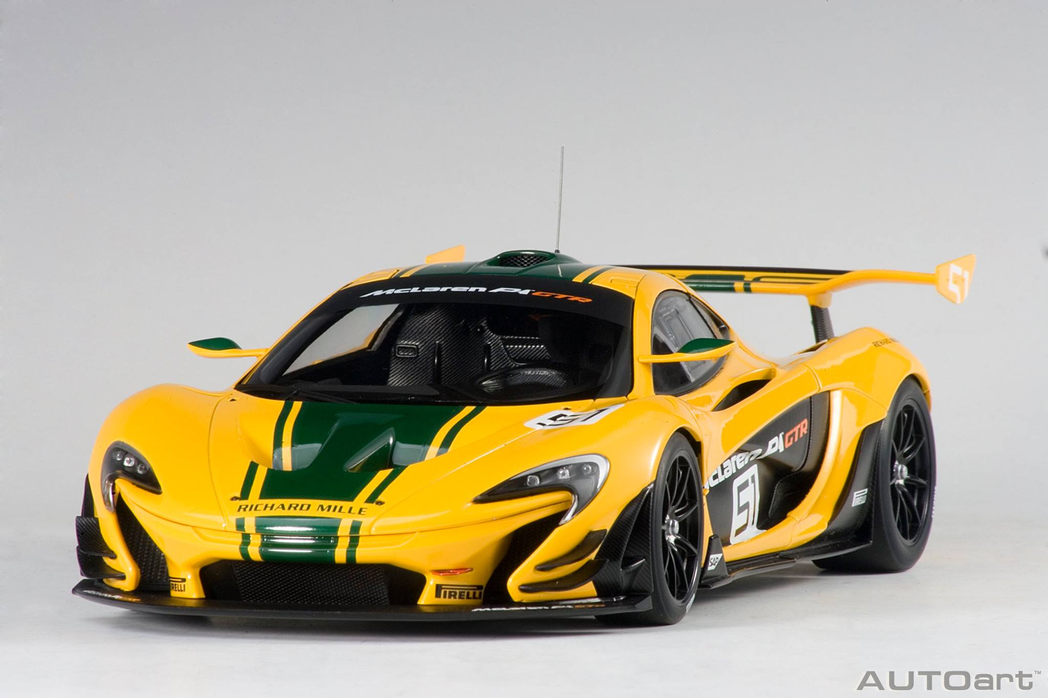 autoart s 1 18 mclaren p1 gtr coming soon xdiecast. Black Bedroom Furniture Sets. Home Design Ideas