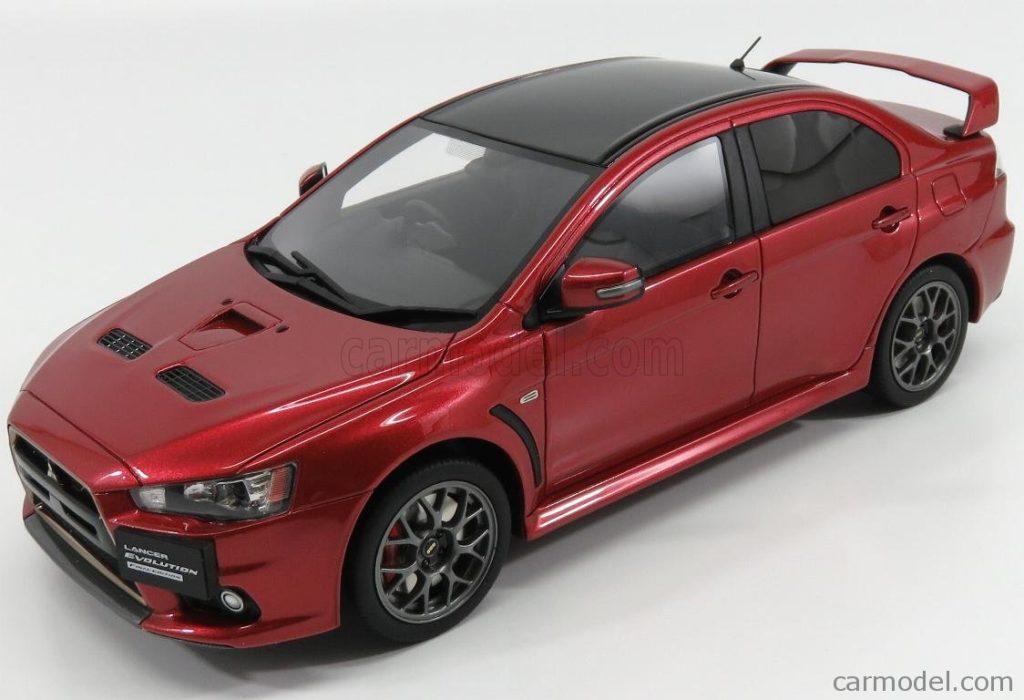 Kyosho Mitsubishi Lancer Evo X Final Edition 2008