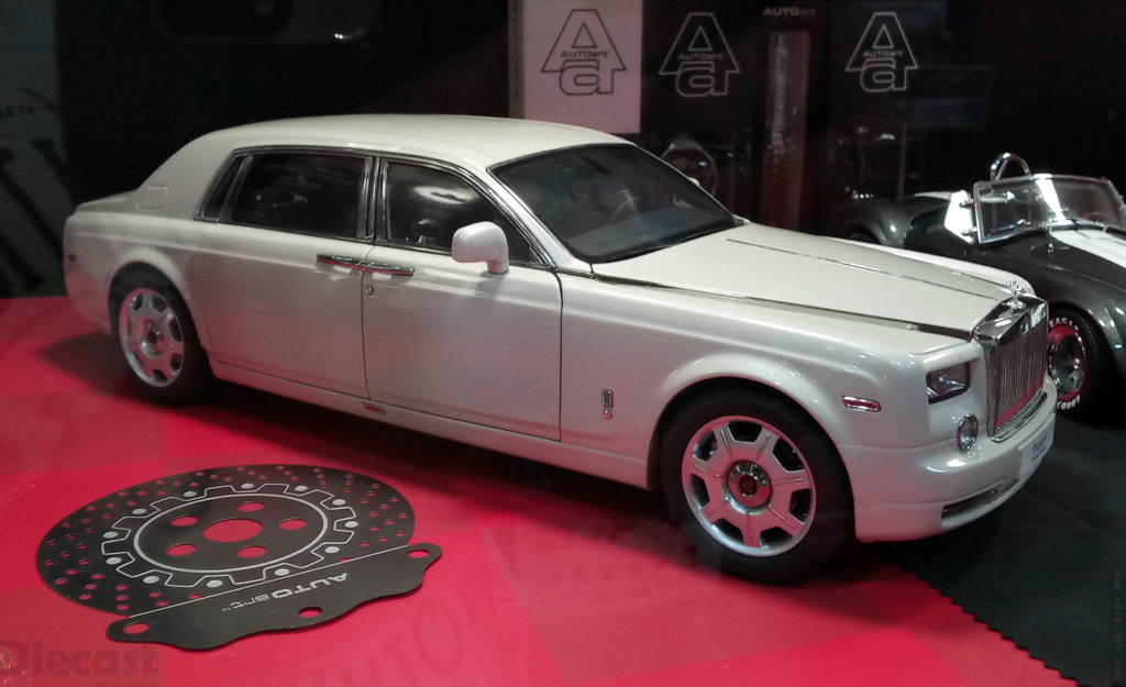 Kyosho Rolls Royce Phantom Extended Wheelbase