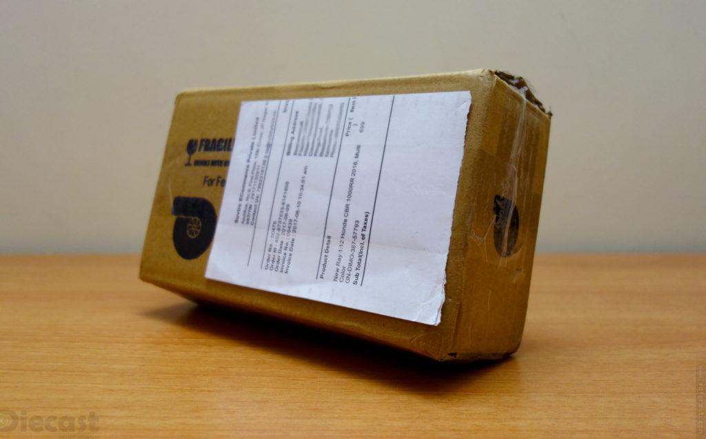 NewRay 2016 Honda CBR1000RR - Postal Package