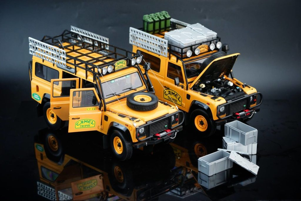 Almost Real - Land Rover Defender Camel Trophy Edition - 90 and 110