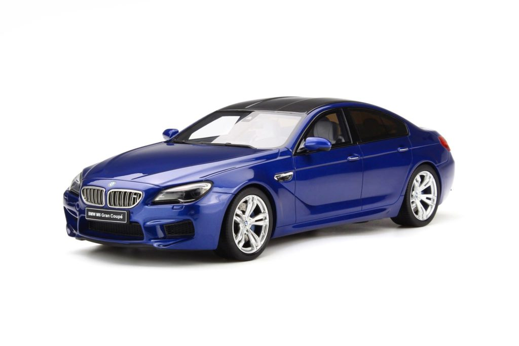 GT Spirit BMW M6 Grand Coupe - 1:18