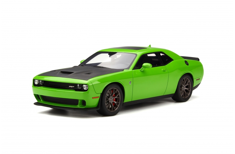 GT Spirit Dodge Challenger Hellcat SRT - 1:18