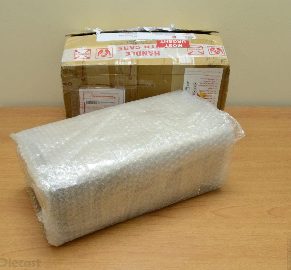 Jada 1:18 Brians Toyota Supra - Package