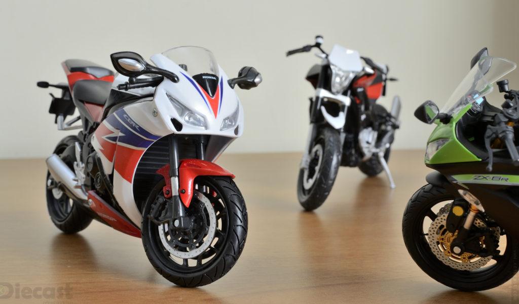 1:12 NewRay Honda CBR1000RR