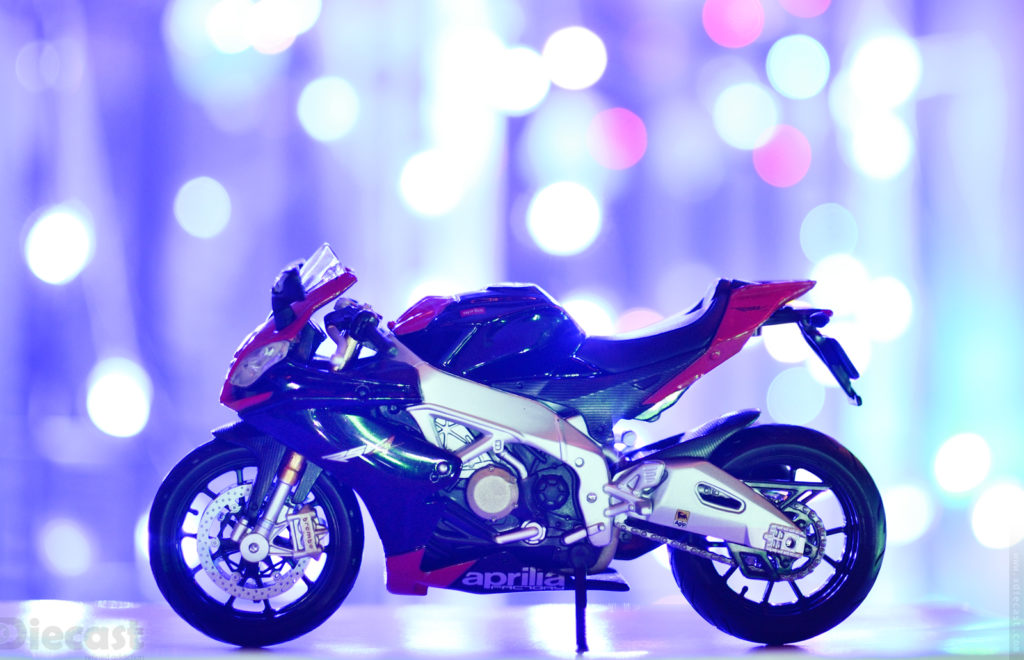Diwali Photoshoot - Apriia RSV4