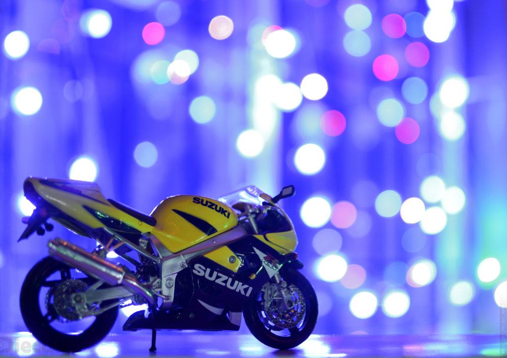 Diwali Photoshoot - Suzuki GSXR 600