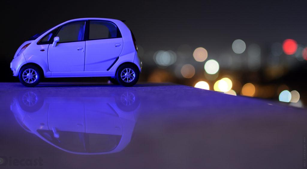 Diwali Photoshoot - Tata Nano