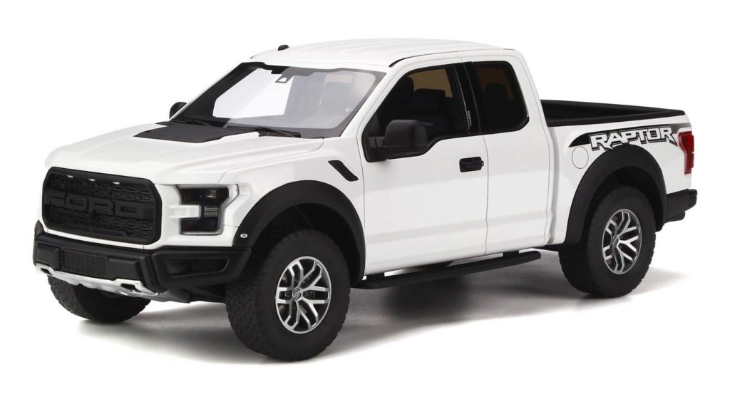 GT Spirit 1:18 Ford F150 Raptor