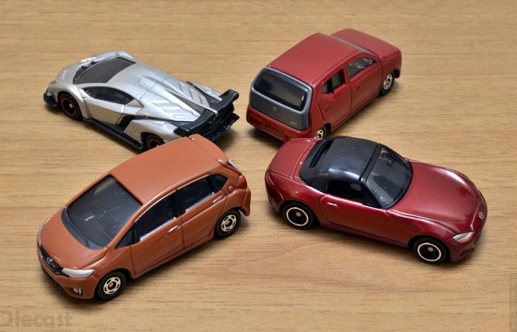 Tomica Cars