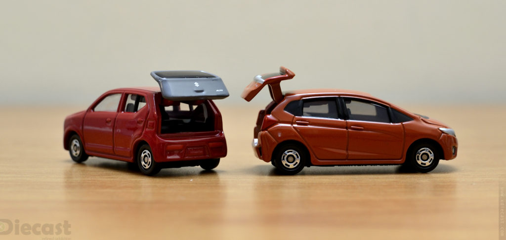 Tomica Hatchbacks