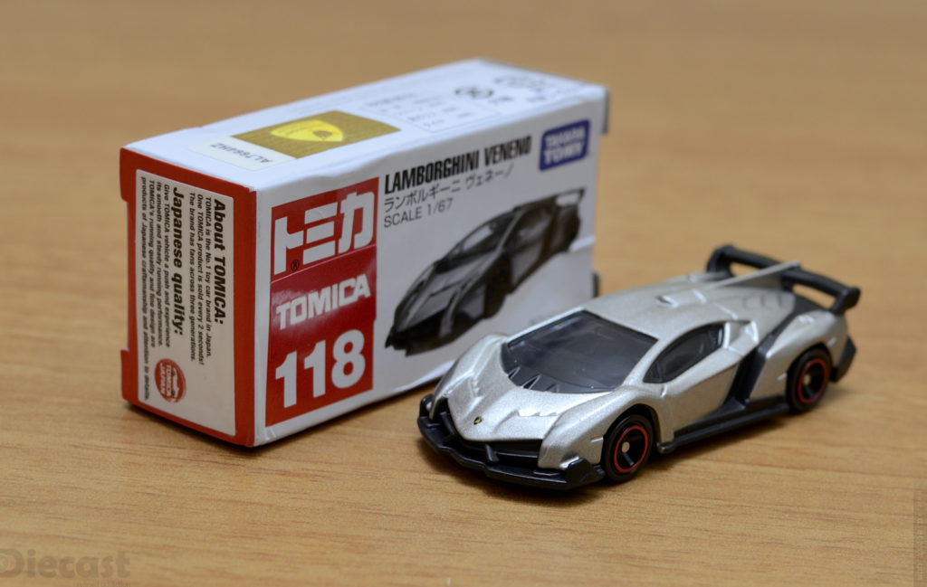 Tomica Lamborghini Veneno
