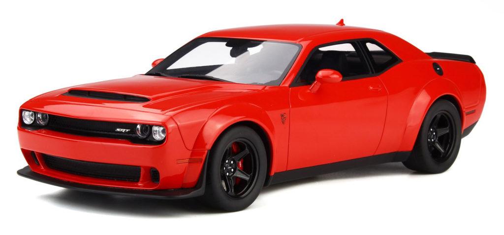 GT Spirit Dodge Challenger Demon - 1:18