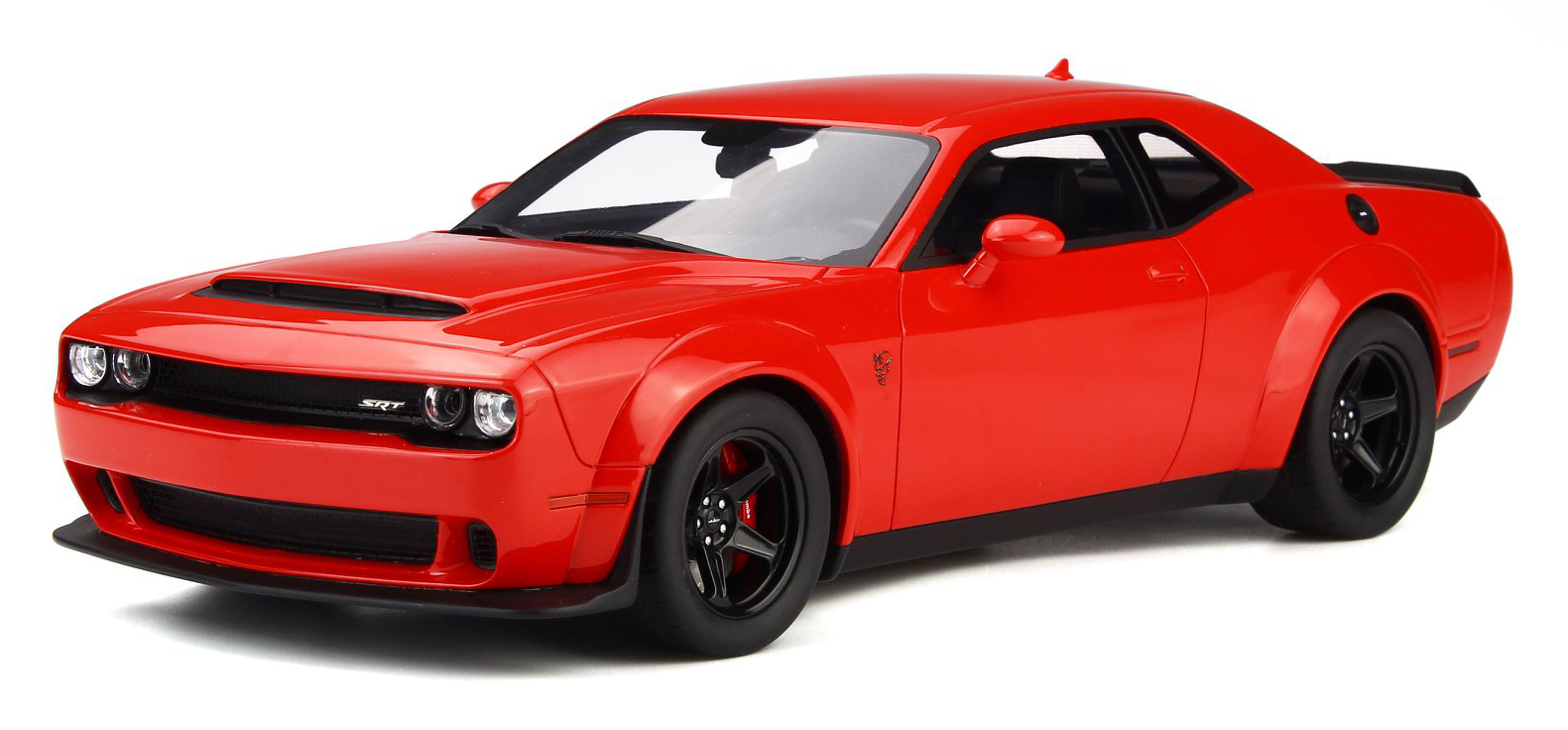 Challenger Srt Hellcat >> GT Spirit to Launch Dodge Challenger Demon in 1:18 Scale – xDiecast