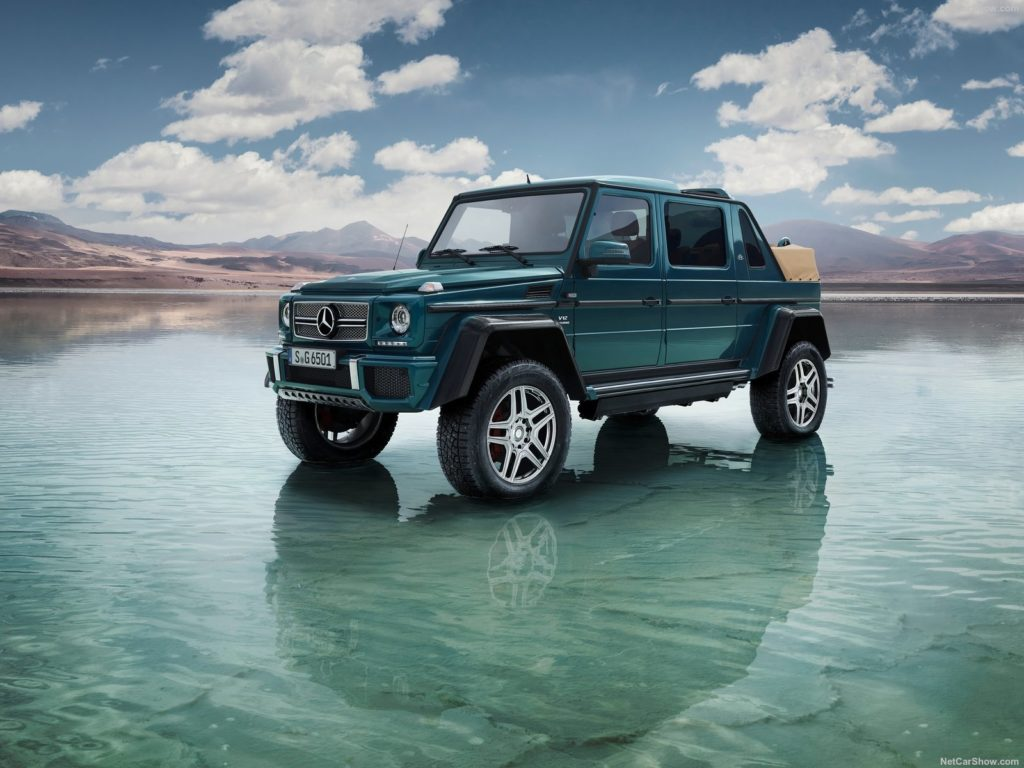 GT Spirit Announces 1:18 Resin Mercedes Maybach G650 Landaulet