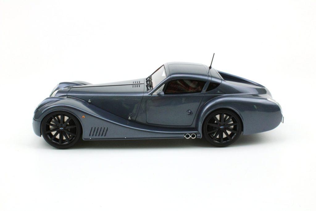 Top Marques Morgan Aero Supersport Gray - Profile