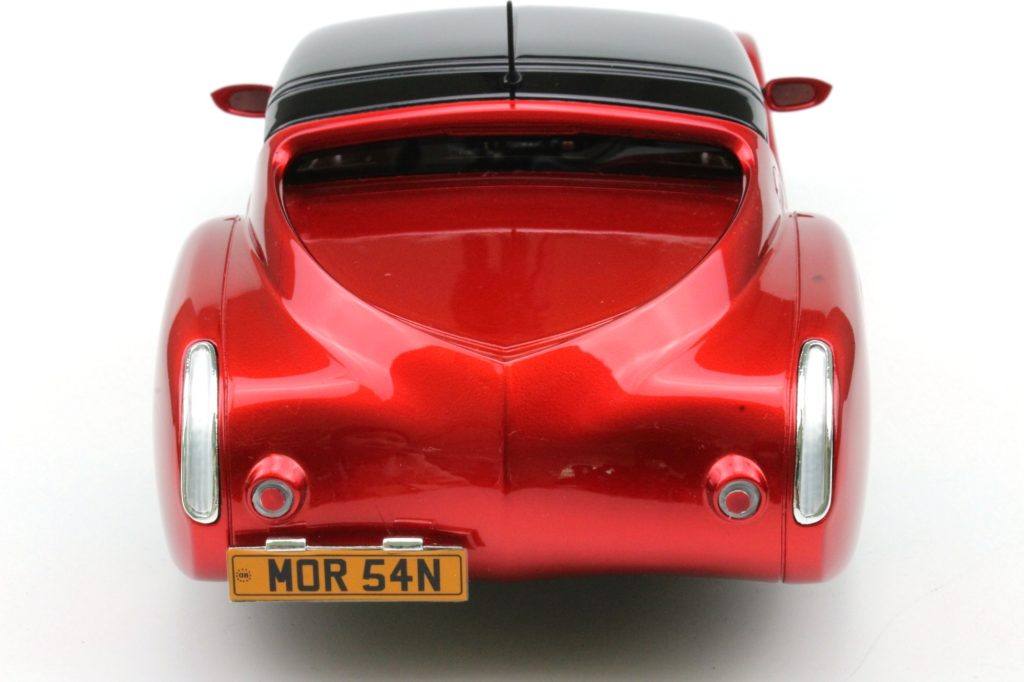 Top Marques Morgan Aero Supersport Red - Rear