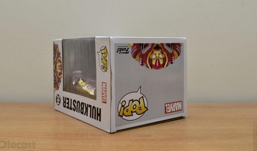 Funko Pop Avengers Infinity War Hulkbuster - Box