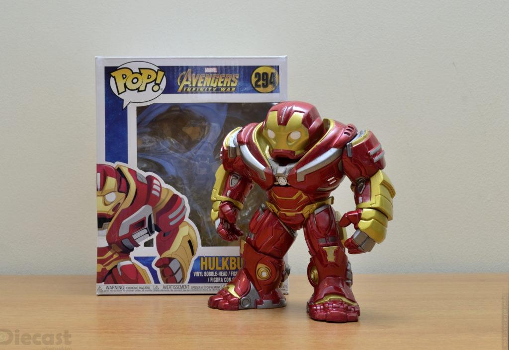 Funko Pop Avengers Infinity War Hulkbuster - Unboxed