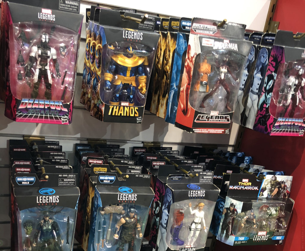 Avengers Infinity War Pavillion with Thanos Figurine - Hamleys Bangalore