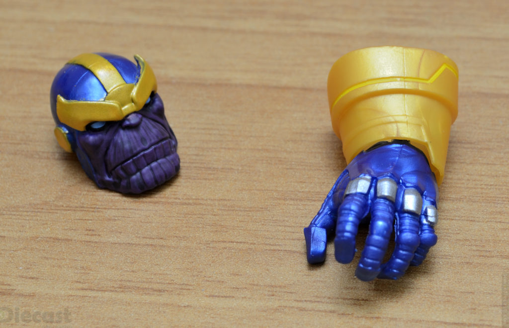 Marvel Legends Series Thanos Figurine - Addon