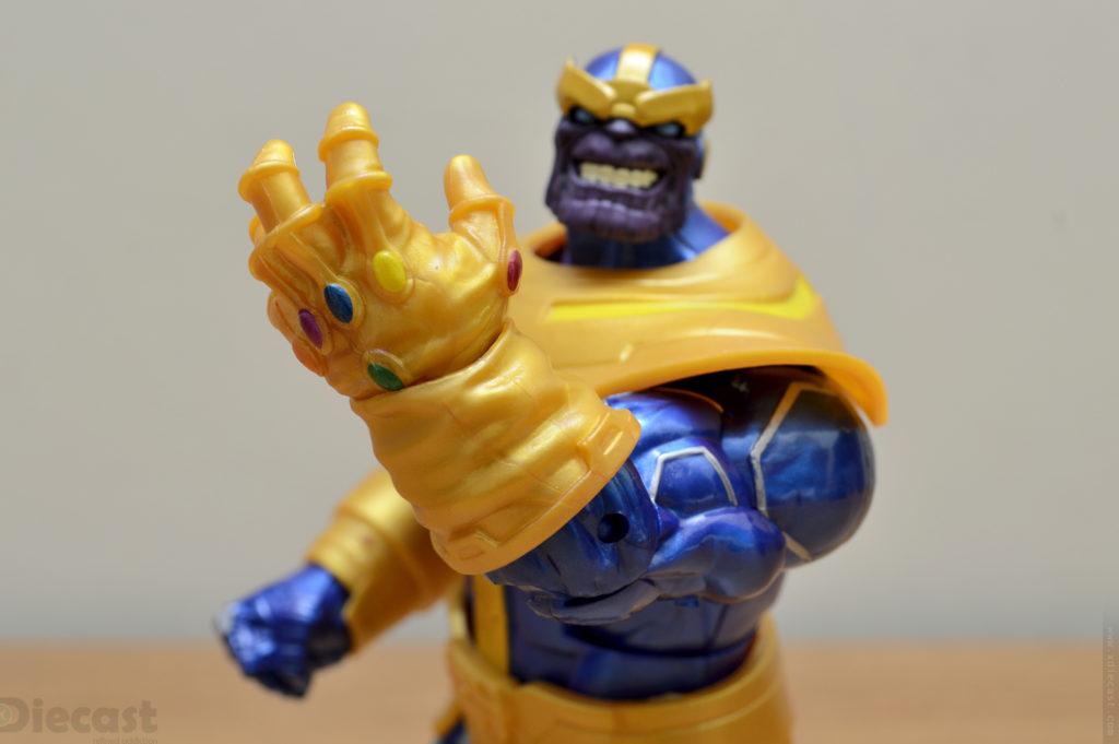 Marvel Legends Series Thanos Figurine