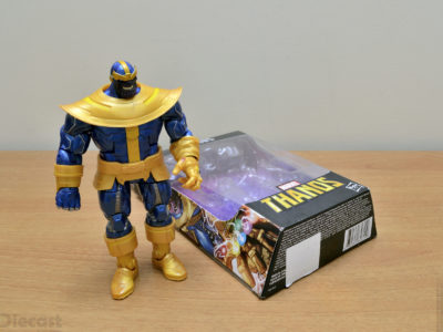 Marvel Legends Series Thanos Figurine  – Unboxed