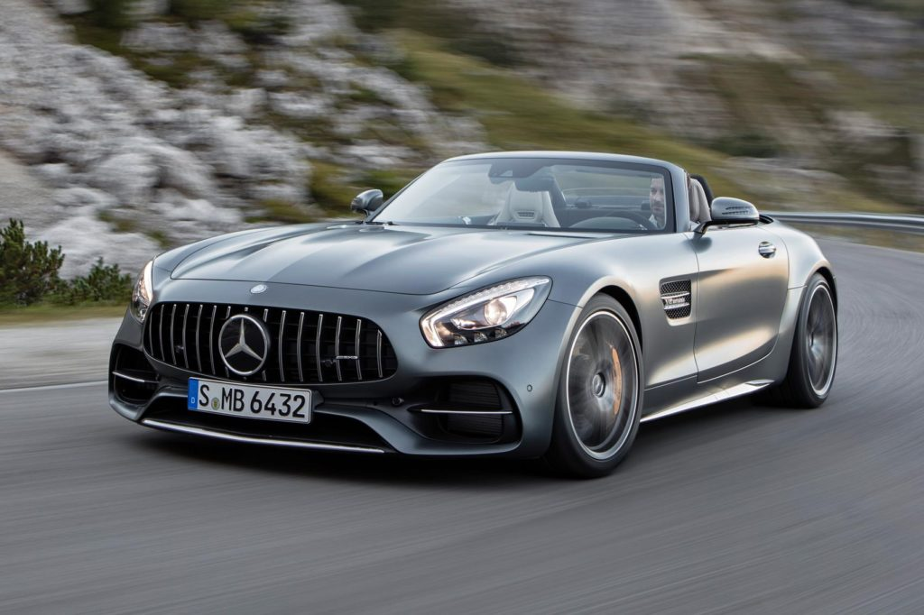 GT Spirit to Bring in Mercedes-AMG GT C Roadster in Designo Magno Selenite Grey this June