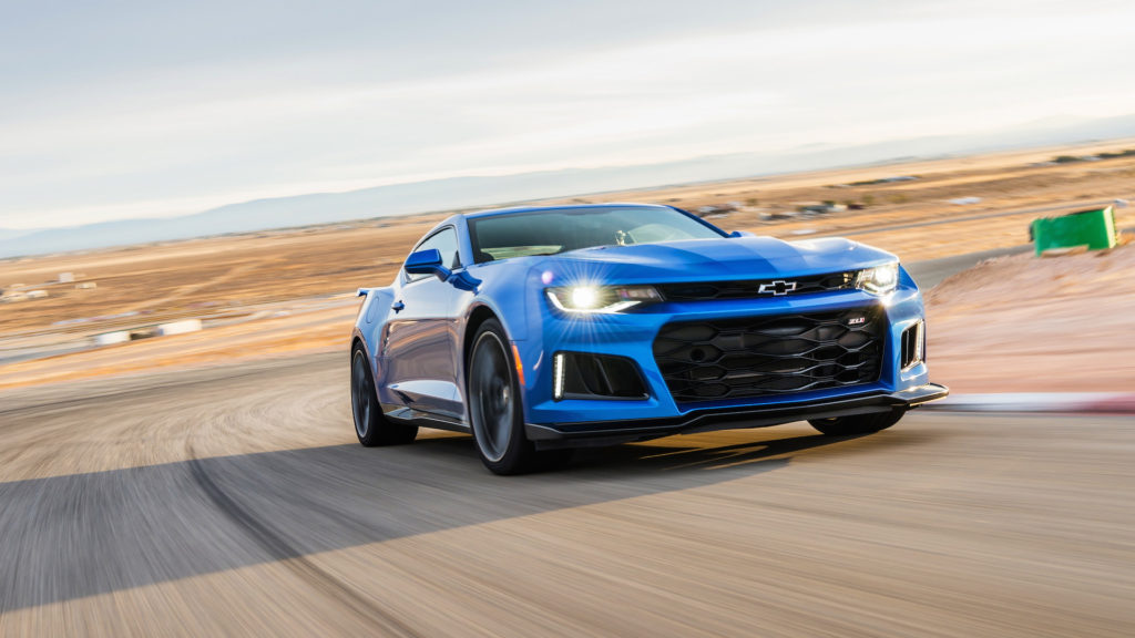 GT Spirit to Launch 1:18 Scale Chevrolet Camaro ZL1 2017 this June