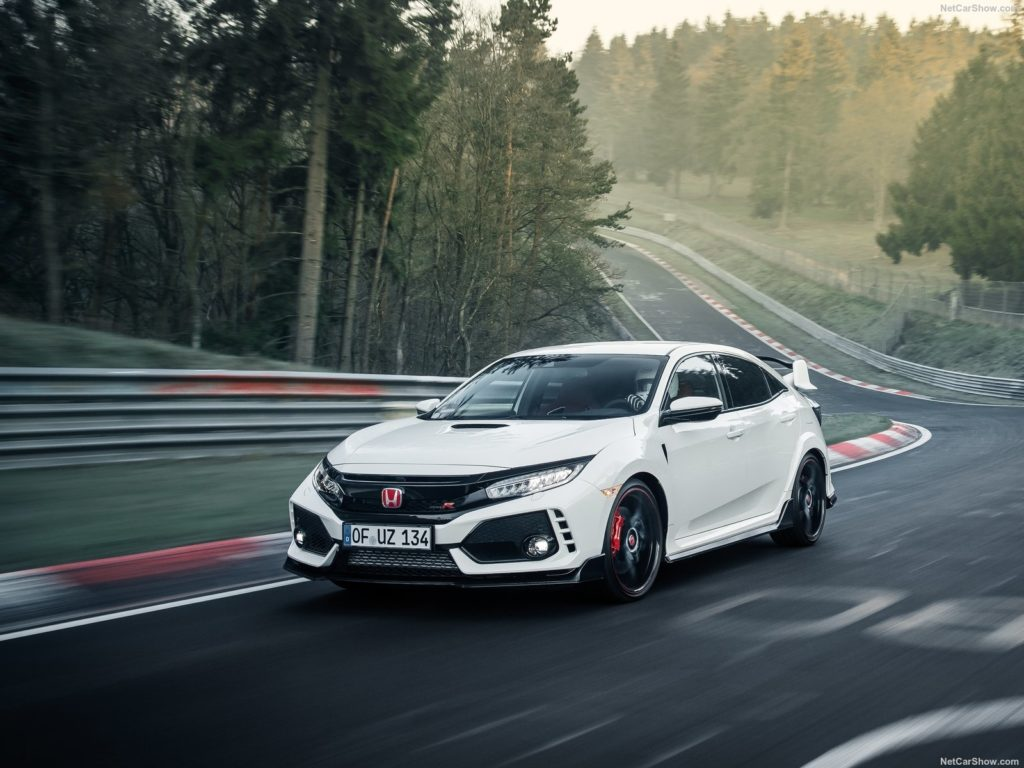 AUTOart to Release Honda Civic Type R 2017 Soon in 1:18 Scale