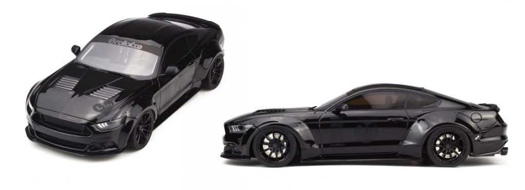 GT Spirit 1:18 Ford Mustang Toshi