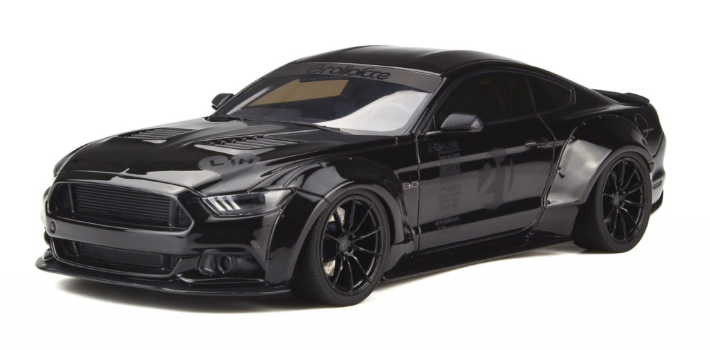 GT Spirit 1:18 Ford Mustang Toshi - Front