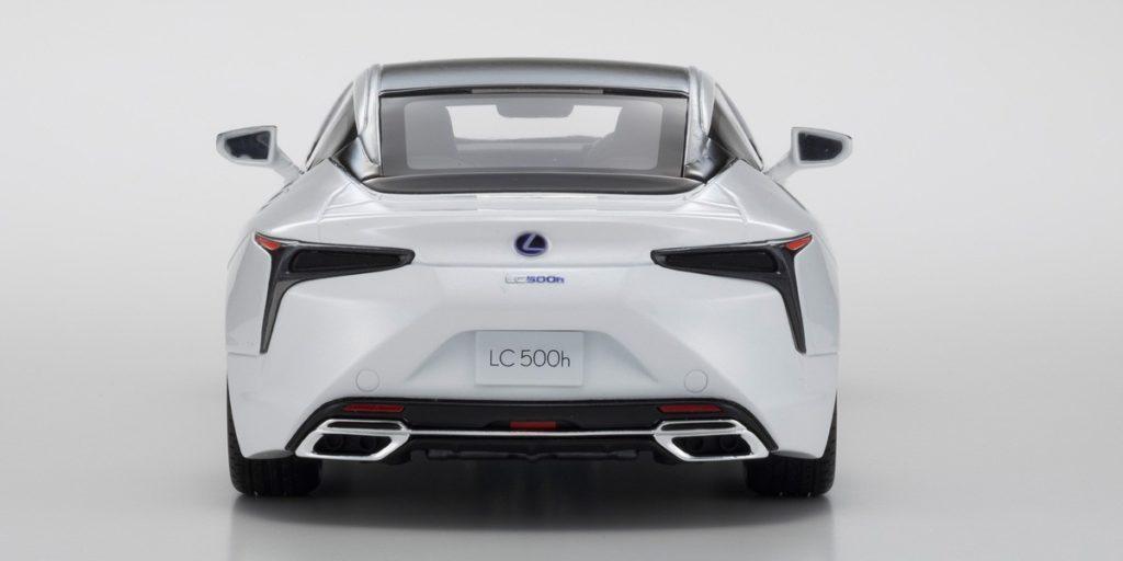 Kyosho 1:18 Resin Samurai - Lexus LC500 - Rear