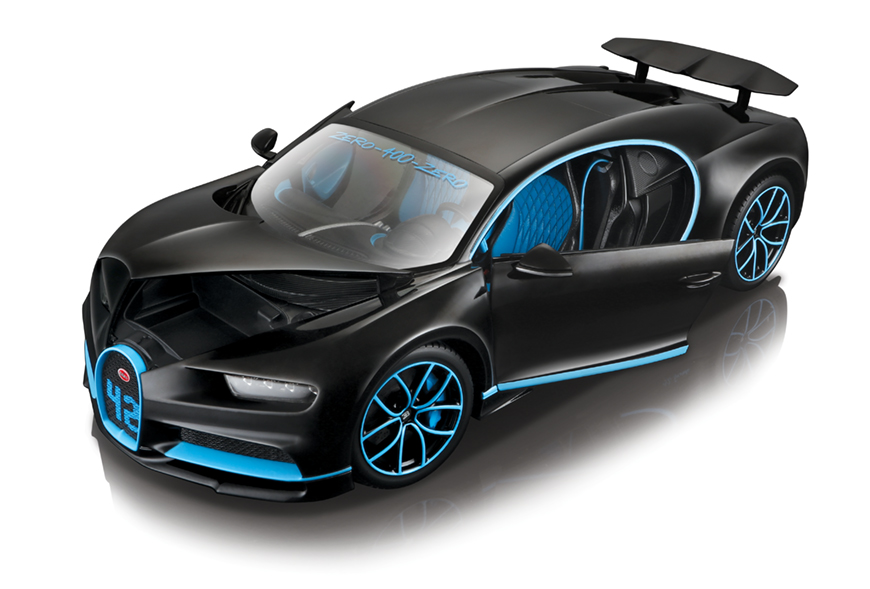 How To Look Up License Plate Number >> Bburago Unleashes 1:18 Scale Bugatti Chiron 42 Edition in ...