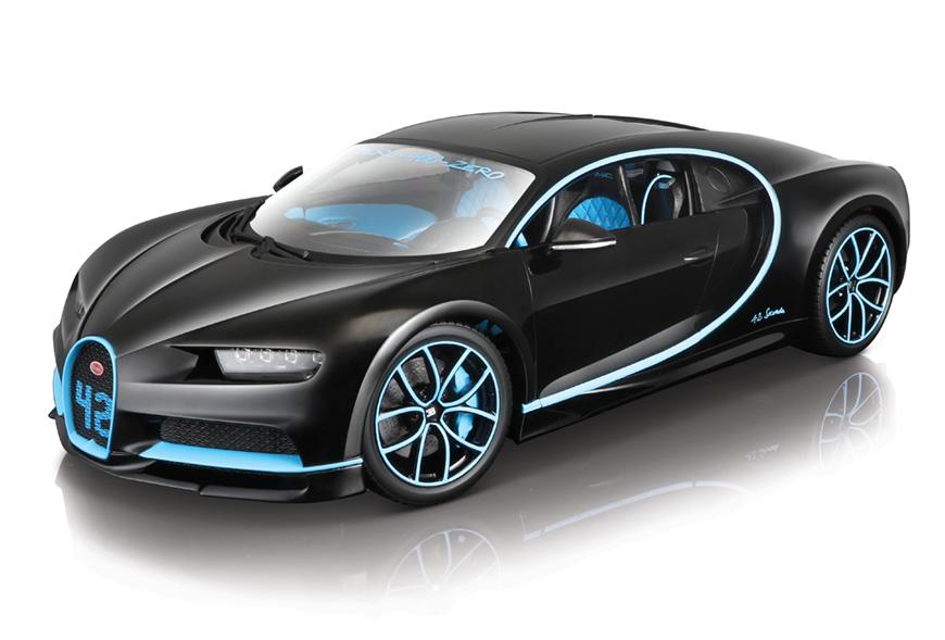 1:18 Bburago Bugatti Chiron 42 Series - Front