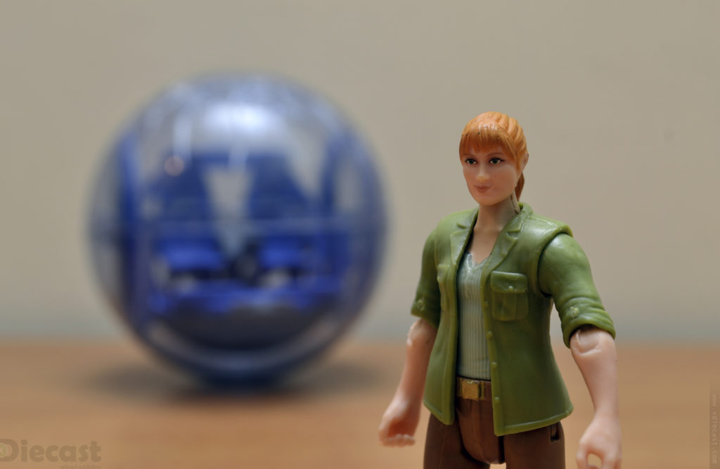 Jurassic World Claire - Figurine