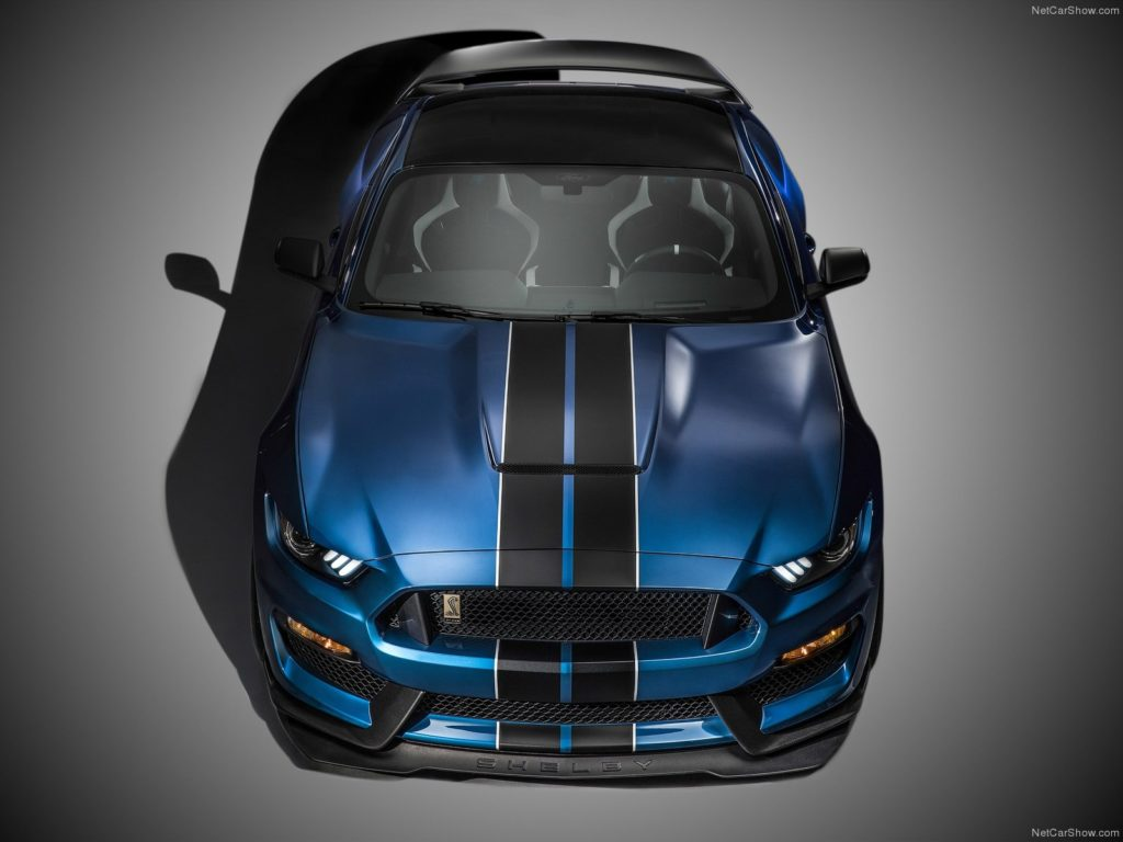 AUTOart 1:18 Ford Mustang Shelby GT350R - Front