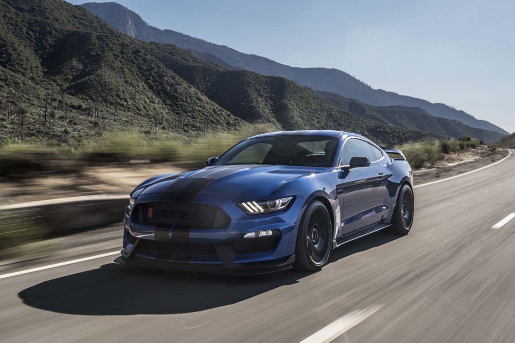 AUTOart to Release Ford Mustang Shelby GT350R in 1:18 Scale by 2019
