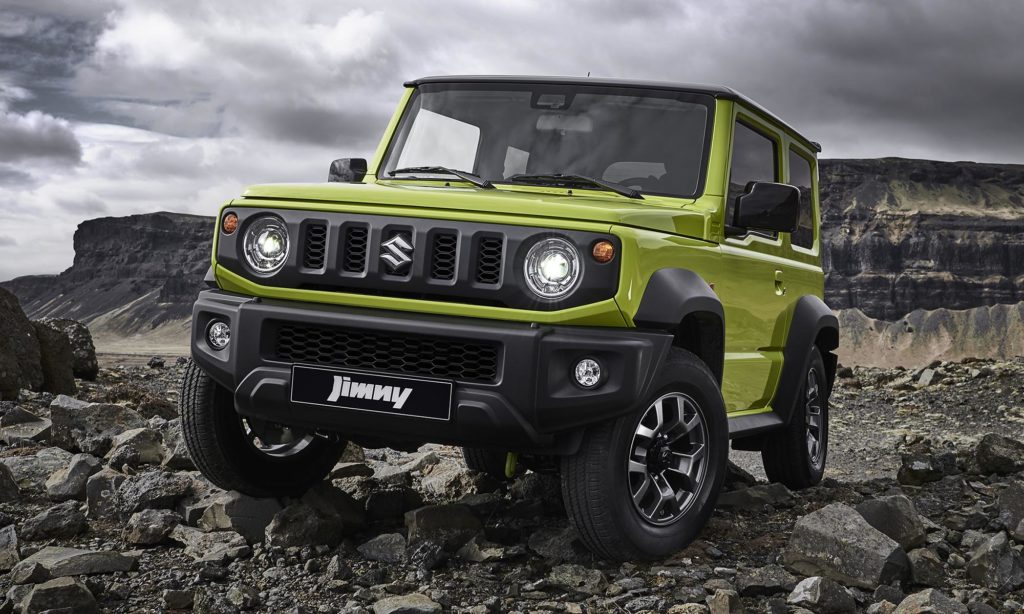 AUTOart to Launch 1:18 scale Suzuki Jimny 2019 with Full Opening Features