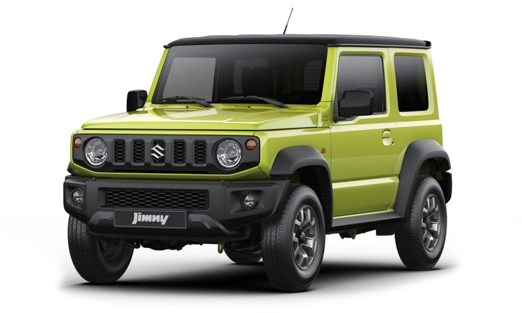 Suzuki Jimmy 2019 - Front