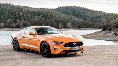 GT Spirit to Release 1:18 Scale 2019 Fury Orange Ford Mustang Soon