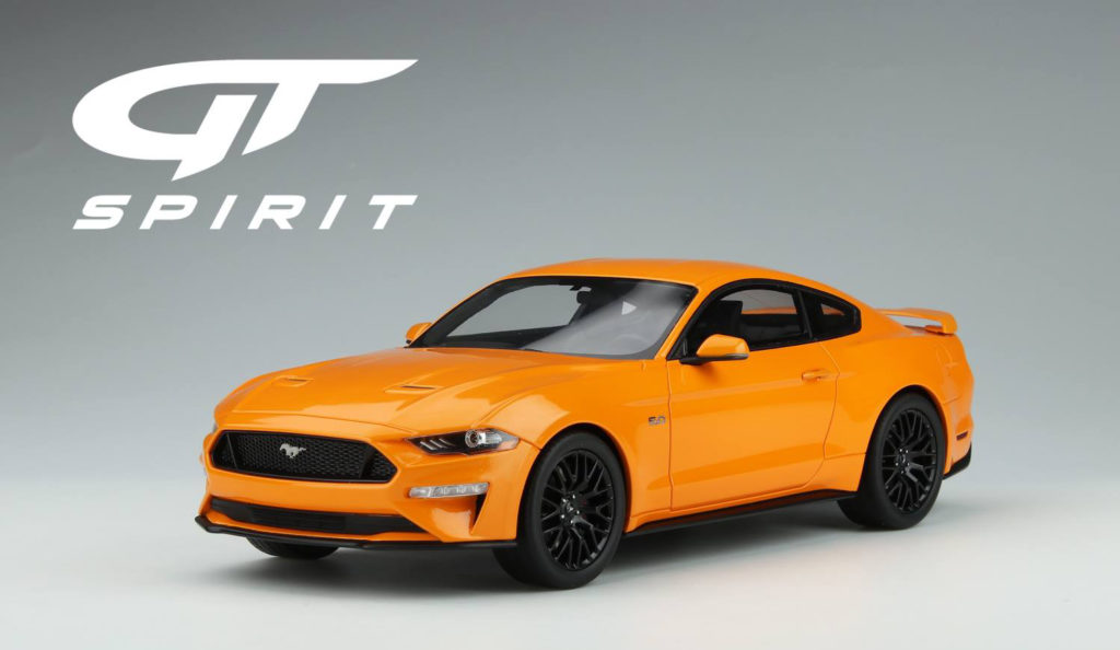 GT Spirit 2019 Ford Mustang - Front