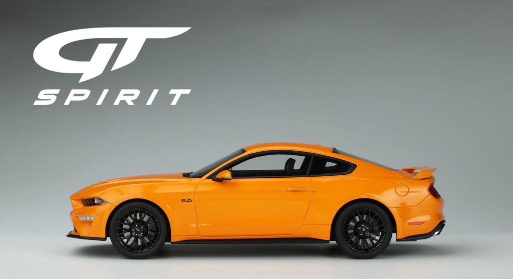 GT Spirit 2019 Ford Mustang - Profile