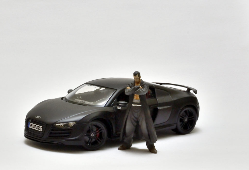 Black Friday Shopping - Maisto Audi R8